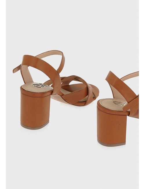 Γυναικείο παπούτσι EXE M47002674531 δέρμα ΤΑΜΠΑ